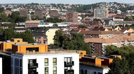 SSB: Oslo har blitt en mindre delt by