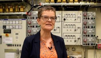 – Det er viktig å finne ut hvordan batterier i strømnettet kan glatte ut effekttopper, sier senterleder Gerd Kjølle i CINELDI. (Foto: Sintef)
