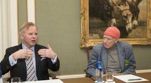 Finsk professor tildelt årets forskningspris fra Olav Thon Stiftelsen