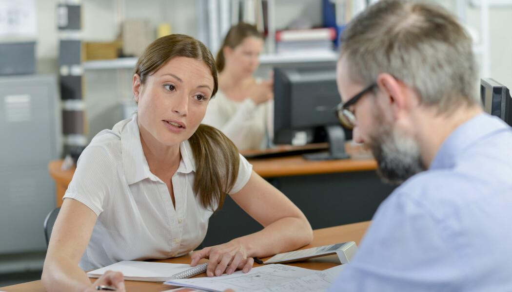 Hvor godt rustet er de ansatte i Nav til å få folk ut i arbeid? Forskere ved OsloMet har forsket på hva de ansatte selv mener. (Illustrasjonsbilde: Shutterstock / NTB Scanpix)