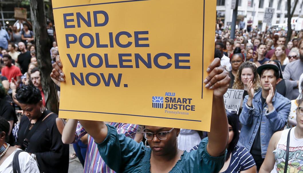 Dette gjør politidrap med den psykiske helsa til afroamerikanere