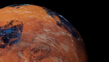 Trolig umulig å terraforme Mars