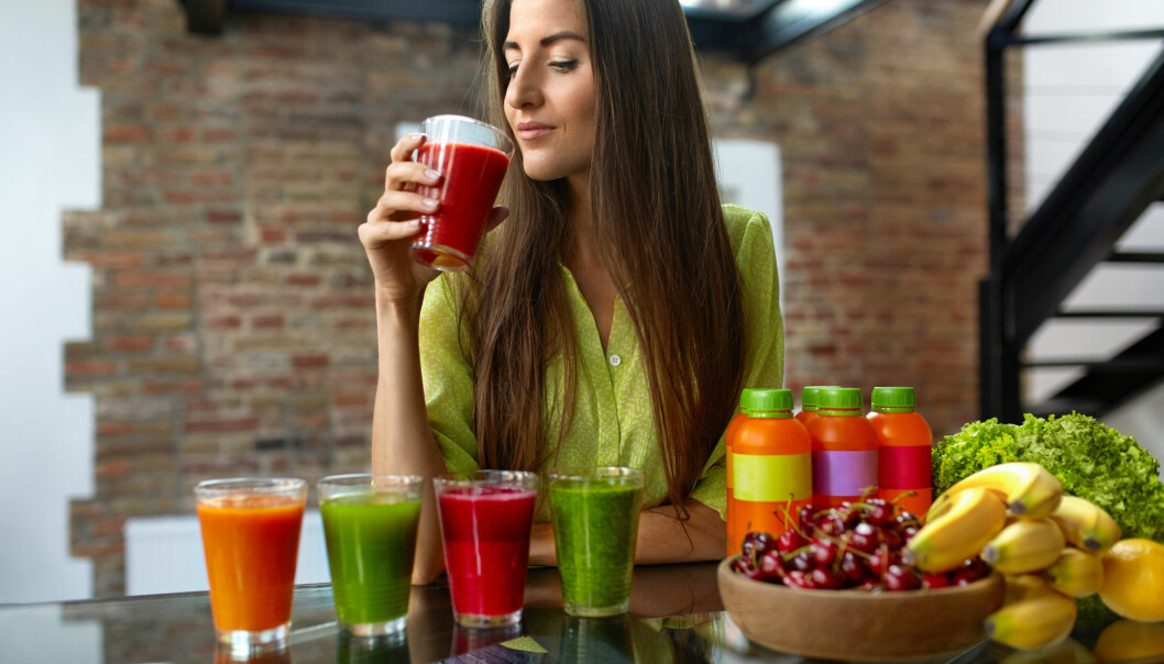 Det er mye prat om hvordan man med «detoxing» kan rense kroppen og få et sunnere og bedre liv. Men forskere har ikke mye tro på det. Kroppen klarer det selv. (Foto: puhhha / Shutterstock / NTB scanpix)