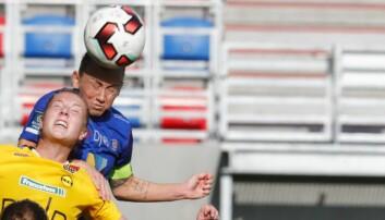 Kvinner mer utsatt for hodeskader når de nikker i fotball