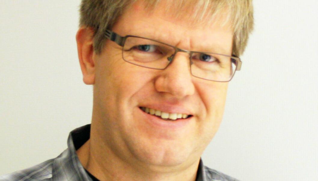 Rune Storvold har vært seniorforsker ved Norut siden 2005. (Foto: Norut)