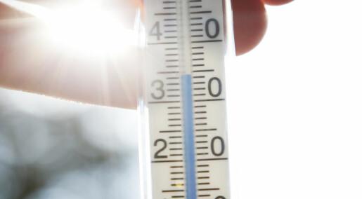 Sommervarmen: Juli var 4,3 grader over normalen
