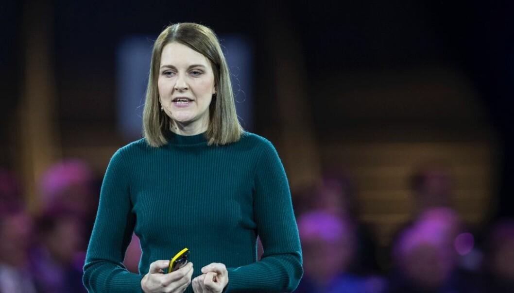 Katrine Vellesen Løken, professor i samfunnsøkonomi, er sterkt bekymret for trenden de siste årene som viser lavere sysselsetting og økt inaktivitet blant de yngste. Det siste innebærer at du verken er i jobb eller utdanning, eller er i en helserelatert ordning. Hun anbefaler norske politikere å ta drastiske grep. (Foto: Vidar Ruud / NTB scanpix)