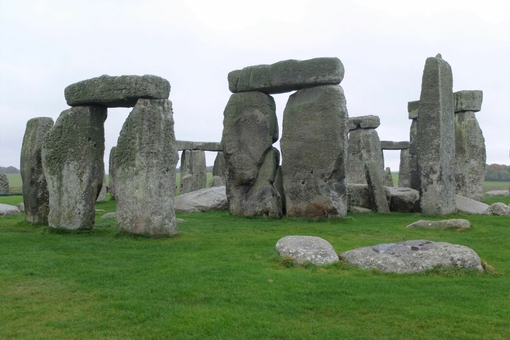 What's the meaning of Stonehenge? (Foto: Eivind Torgersen)