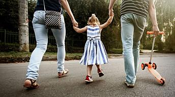 – En tur på butikken bør regnes som friluftsliv