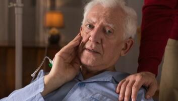 Mange med demens får depresjon og angst. Musikk gjør dem mindre deprimerte og reduserer angsten noe, ifølge flere studier på temaet. (Foto: Photographee.eu / Shutterstock / NTB scanpix)