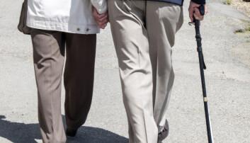 Beboere på sykehjem har et stort behov for å få nok fysisk aktivitet. Mange får ikke den nødvendige treningen som kan hjelpe dem, ifølge ny rapport. (Illustrasjonsfoto: Shutterstock / NTB Scanpix)