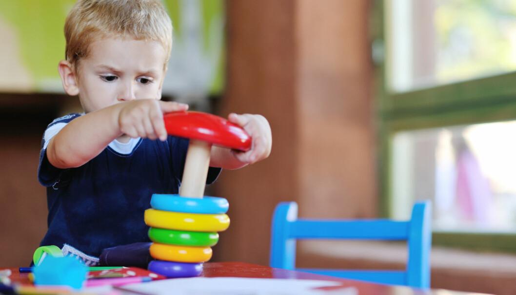 I et svært prosjekt har forskere fulgt tusen fireåringer i Trondheim. Her er noen av de viktigste funnene etter ti års forskning. (Illustrasjonsfoto: Shutterstock / NTB Scanpix)