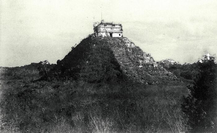 Hvorfor kollapset Maya-sivilisasjonen?