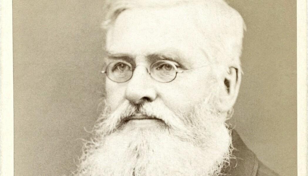 Begge formulerte evolusjonsteorien, men bare én fikk den oppkalt etter seg. Hvem var Russel Wallace? (Foto: Wikimedia commons)