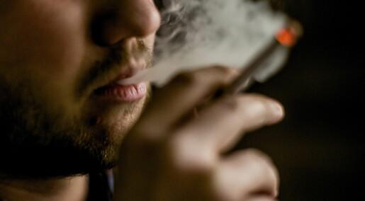 Festrøyking er livsfarlig