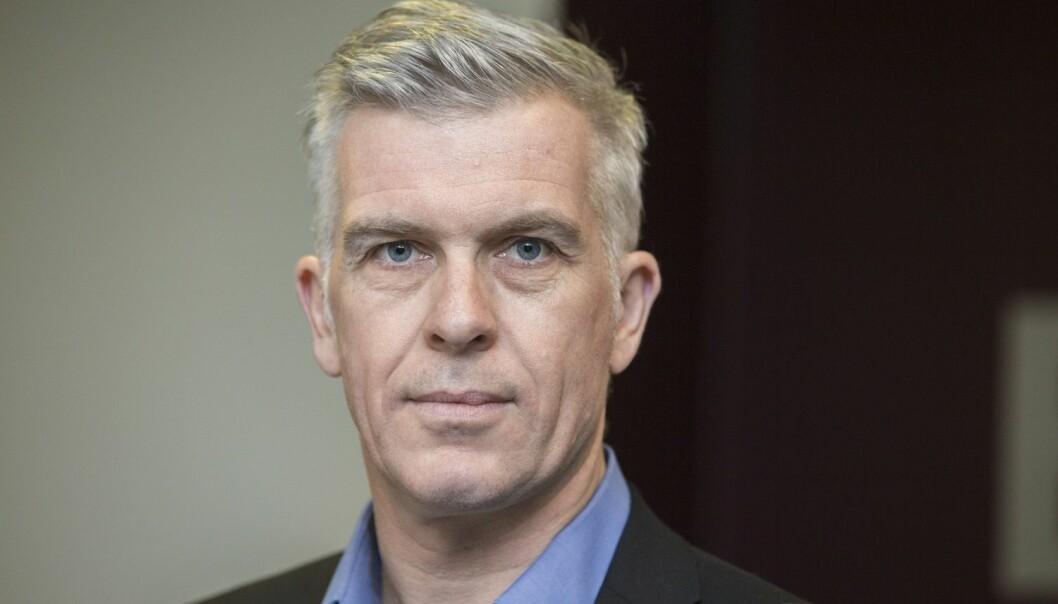 Kunnskapsdepartementet har mottatt varsler om seksuell trakassering ved Kunsthøgskolen i Oslo. Rektor Jørn Mortensen beskriver innholdet i varselet som «rystende» og legger til at høyskolen tar sterkt avstand fra handlingene. (Foto: Berit Roald, NTB scanpix)