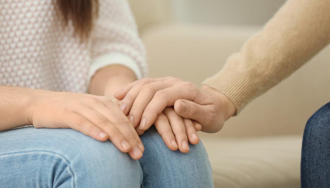 Hjelperne delte råd fra eget liv om hvordan de jobbet med sine psykiske problemer. (Illustrasjonsfoto: Shutterstock/NTB scanpix)