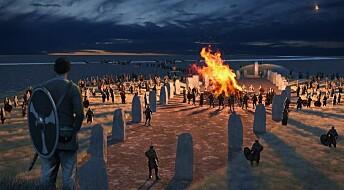 Dansk gravmonument fra 500-tallet kan være kongelig