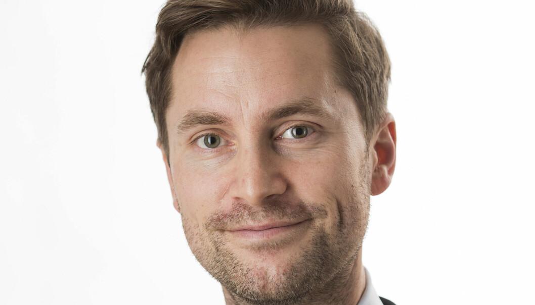 Niels Nagelhus Schia hentet forskningsinspirasjon fra verdens beste TV-serie. (Foto: NUPI)