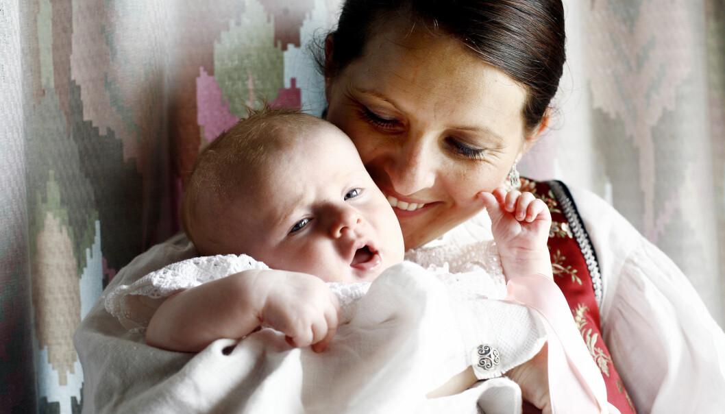 Det blir stadig mer populært blant kvinner som er godt over 40 år å få barn i Norge. (Foto: Sara Johannessen/NTB Scanpix)