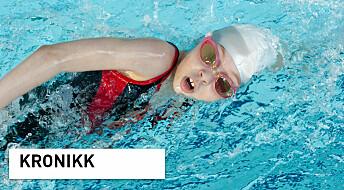 Svømmeopplæringen i skolen er ikke i tråd med formålet med kroppsøvingsfaget