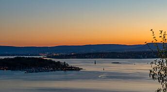 Mer utslipp fra jordbruk i Oslofjorden