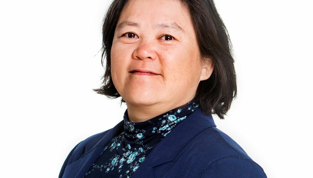 Som nysgjerrig forsker har Ying Guo ingen faguttrykk som hun hater. – Men jeghar lite til overs for uttrykk som «problemet er» eller «dette har vi prøvdfør uten hell». (Foto: IRIS)