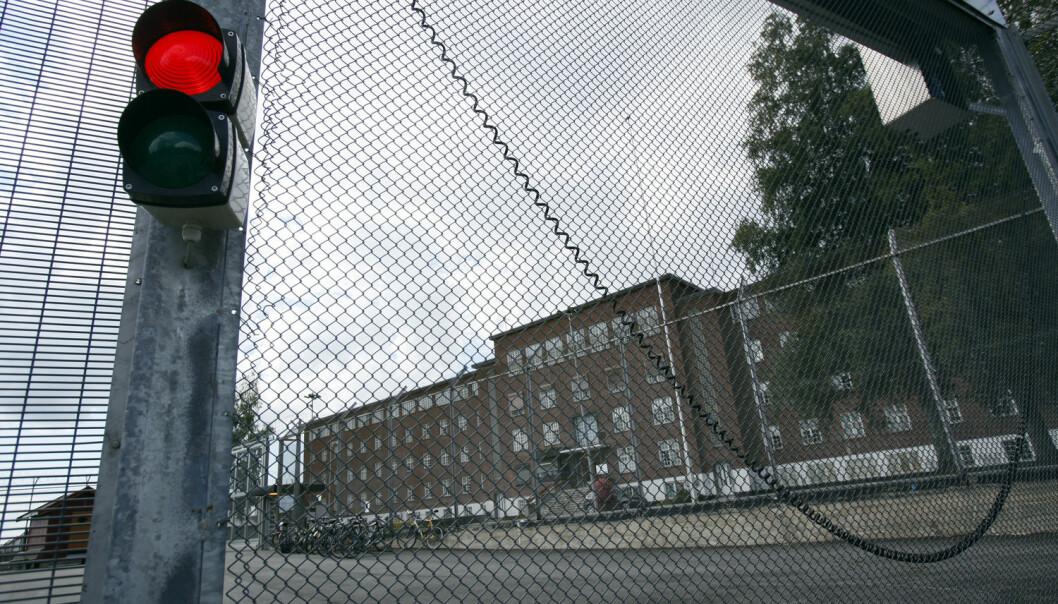 I mars 2017 leverte Sivilombudsmannen en knusende rapport om forholdene ved Ila fengsel. Det var særlig soningsforholdene til de innsatte som satt på isolasjon og de sanitære forholdene i fengselet som ble sterkt kritisert. Her fra Ila fengsel. (Foto: Reuters / NTB Scanpix)