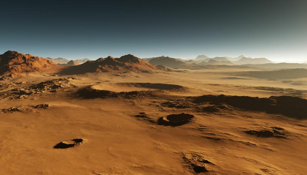 Kommer Elon Musk til å greie å kolonisere Mars?