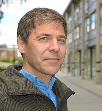 Jan Ole Similä er førsteamanuensis ved Nord universitet. (Foto: Bjørnar Leknes)