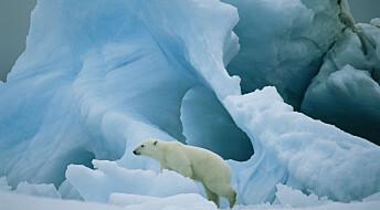 Gamle flyfotoer og vannmålinger viser at isen smelter raskere på Grønland