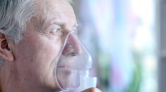 Hjemmeovervåkning for KOLS-pasienter kan gi færre innleggelser
