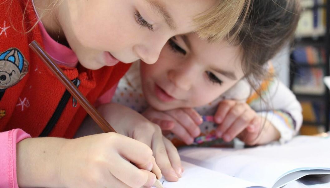 Hvordan skal vi lære barna at det vi kaller dumme spørsmål, faktisk kan være veldig lure spørsmål som bidrar til å redde verden? (Foto: Pixabay.com)