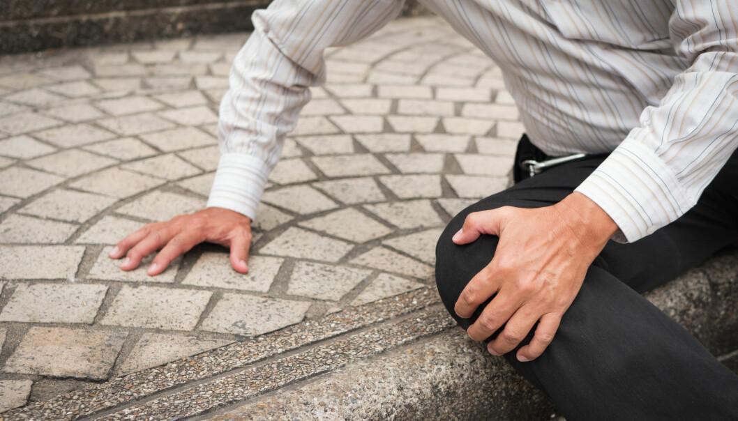 Økt fare for beinbrudd har med hormoner og tarmbakterier å gjøre. Svensk forsker får norsk pris for sin forskning på beinskjørhet. (Foto. Shutterstock)