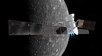 Hvordan dra til Merkur uten å bli slukt av sola?