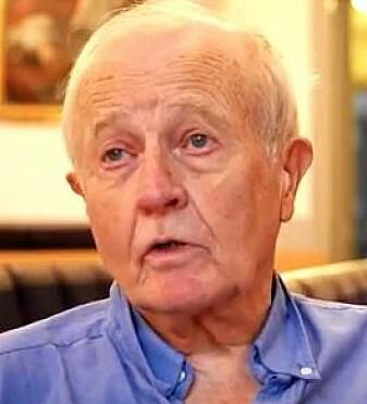 Bo Gräslund er professor emeritus i arkeologi ved Uppsala universitet i Sverige. Han var først med å foreslå at Fimbulvinteren kan ha vært en klimakatastrofe på 500-tallet. (Bilde fra YouTube)