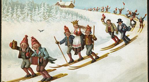 Bakgrunn: Jula var ei tid for å spå framtida