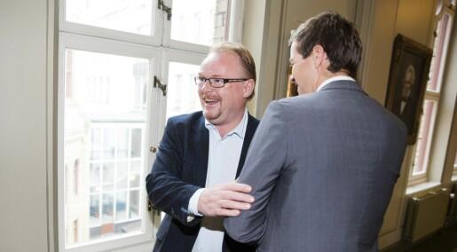 Valgforsker mener Sandbergs avgang kan åpne for KrF