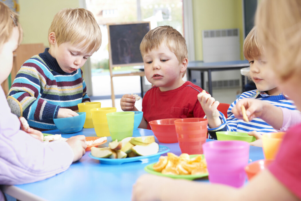 70 prosent av barna i en ny studie hadde anbefalt inntak av jod. – Dette er positive tall, sier forsker. (Illustrasjonsfoto: Shutterstock / NTB Scanpix)