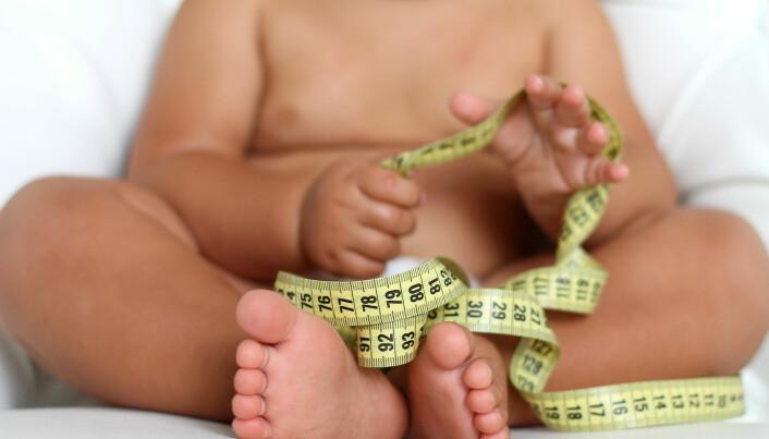 Dårlige resultater for tiltak mot barnefedme