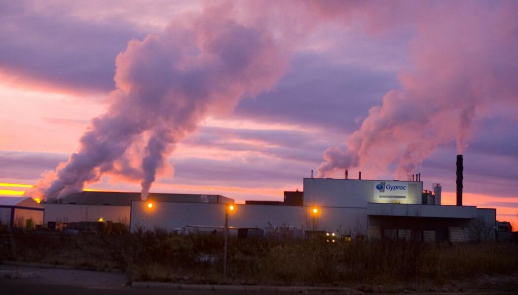 De samlede klimagassutslippene fra norsk territorium gikk ned med 1,9 prosent i fjor. (Illustrasjonsfoto: Heiko Junge / NTB scanpix)