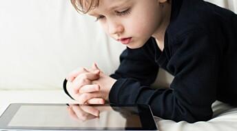 Slik kan kommuner innføre smart teknologi til barn med funksjonsnedsettelser