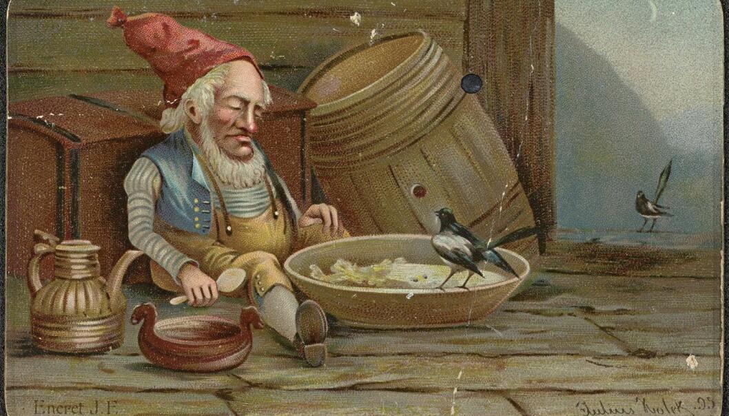 Det smaker middelalder av julematen