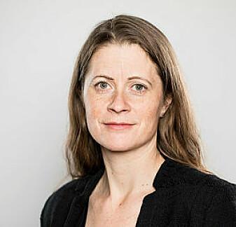 Annette Alstadsæter. [Foto: NMBU)