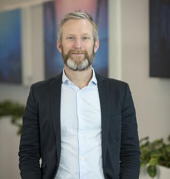 Henrik Österblom er en av forfatterne av studien. [Foto: Stockholm Resilience Centre]