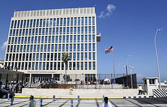 Kritiserer studie av diplomater som ble rammet av «lydangrep» på Cuba