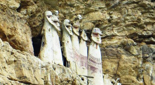Sto imot maktfolket inkaene