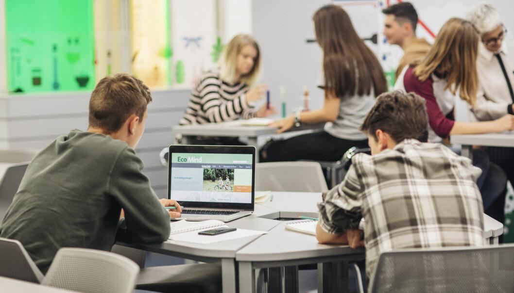 Norske 15-åringer er ikke kritiske nok til informasjonen de finner på nett