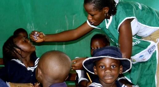 Vanskelig å snakke om vaksiner i Nigeria