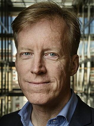 Curt Rice er rektor ved universitetet OsloMet. (Foto: OsloMet)
